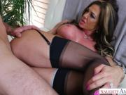 Nina Dolci Riding Hard Dick