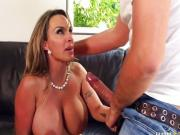 big tits at work - holly halston