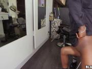 Krissy Lynn double penetrated by two black cocks