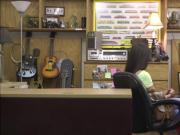 Lilly gets fucked in the pawnshop to get her car back