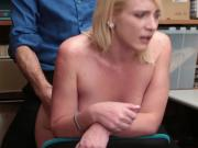 Horny LP officer bangs Shoplifter Fallon Love