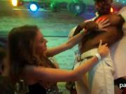 Slutty chicks get fully foolish and naked at hardcore party