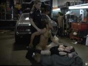 Amateur fitness milf Chop Shop Owner Gets Shut Down