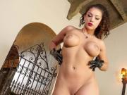 An exotic brunette from Kansas Striptease as its best