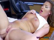 Hot Babe Maddy Oreilly Cant Get Enough Of Bosss Cock