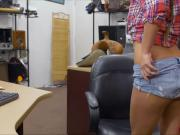 Latin bunette Lexie Banderas getting fucked for big cash