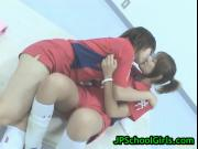 Lustful Asian Girl Savor Her Pal's Pinkish Clitoris