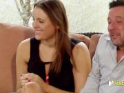 Amateur swingers enter the Red Orgy Room in the swing house. New episodes available now!