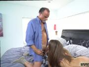 Gang handjob secretary blowjob swallow Liza and Glen strike the bases