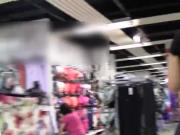 Flawless czech teenie is tempted in the shopping centre and nailed in pov
