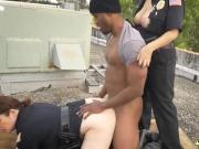 Amateur blonde interracial threesome Break-In Attempt Suspect has to