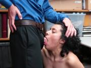 LP Officers big cock suck deep throat by Maya Morena