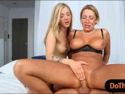 Jennifer Best and Karla Kush shared boyfriend in the bedroom