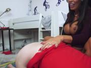 Step mom morning and hot beautiful milf xxx Taking Control Of This