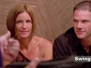 Hannah and JJ sign off and get ready to have a swingers party