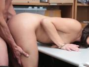 Sexy Latina Taylor May punished for stealing