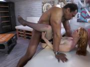 Horny Irina Vega loves a hard cock inside her cunt