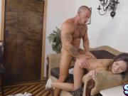 Jaye Summer got her pussy screwed deep by Marco Ducati