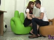 Thick teen xxx Redhead Linda smashed by dude
