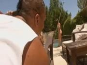 Valerie Luxe Moans Over Huge Black Dick