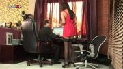 Busty Chick Is Anally Taken Advantaged In Office