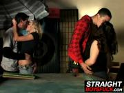 Duke and Tygger convince Jenna and Ivy into hot banging