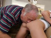 Big dick old mature and old fat lesbians Riding the Old Wood!