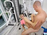 Pressley Carter Taste her trainers big cock