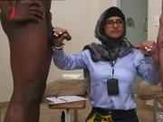 Extremely horny and bondage fucked machine girl Analmal Training