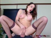Hot Lawyer Chanel Preston Sucks And Rides Politician