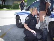 Young amateur couple first time We are the Law my niggas, and