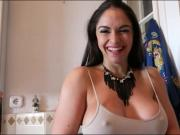 Busty Eurobabe nailed by stranger dude for a few bucks