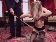 Jealous wife anal submits secretary