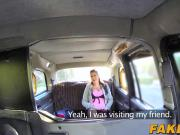 Ashleys taxi ride ends up with riding the taxi drives dick