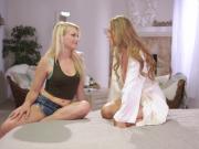 Milf Tanya Tate eating Skylar Madisons teen pussy