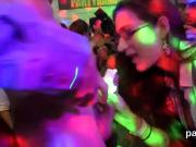 Slutty kittens get fully insane and naked at hardcore party