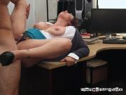 Penniless Cougar Gets Her Cunt Ruined For Cash