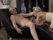 Sexy blonde girl playing with herself She is so stunning in this