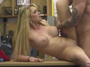 Hot blonde blowjob Weekend Crew Takes A Crack At The Crack