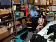 Alex Harper caught on camera and gets her pussy fucked by LPs dick