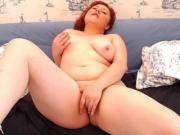 barecamgirl.com Hot mature chubby bbw milf USA blonde webcam show