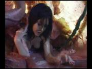 Girl In Monstrous Alien Cum Bath!
