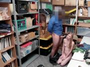 Ava Parker getting her tight pussy plow by the LP Officer