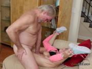 Hot Teen Crystal Rae Gets Fucked By Sugar Daddy