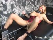 Chained and machinefucked - Shagash
