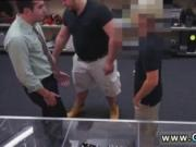 Guys cumming hands free while getting fucked anal brazi