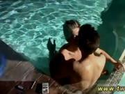 Bulge boy teen movietures gay porn Ayden, Kayden & Shan