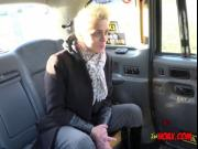 Broke Chick Mila Milan Blows Hung Taxi Driver