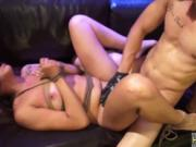 Huge rough anal dildo Engine failure in the middle of n