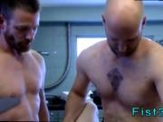 Skin fist gay First Time Saline Injection for Caleb